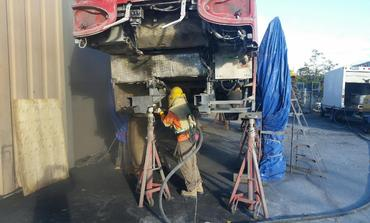 Ottawa City Bus Restoration